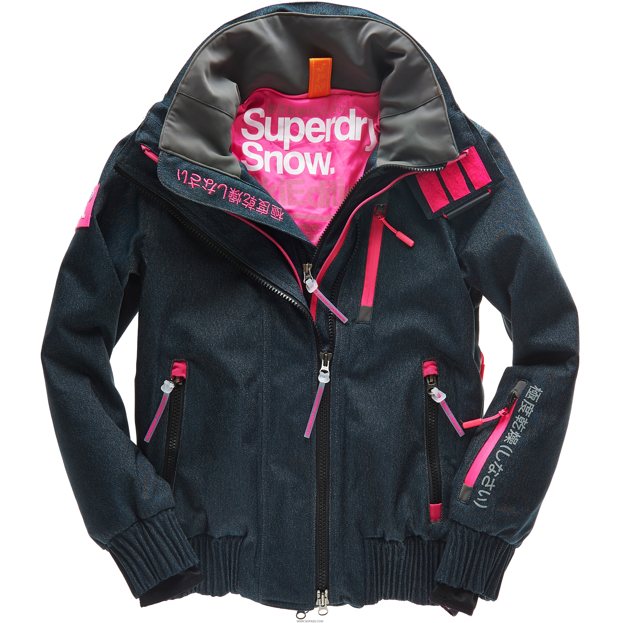 Superdry Snow Wind Bomber 2016