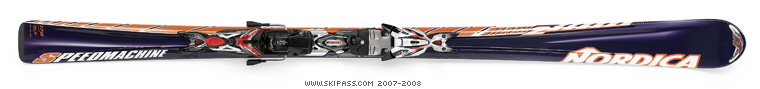 Nordica speedmachine mach 2 power XBI