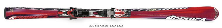 Nordica speedmachine 12.3 XB ADJ