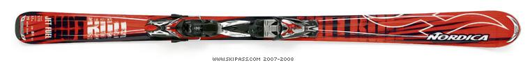 Nordica hot rod jet fuel XB Alu ADJ