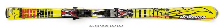 Nordica hot rod modified XB Alu ADJ