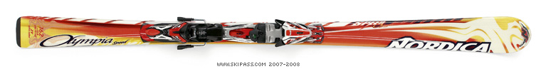 Nordica olympia speed XB ADJ