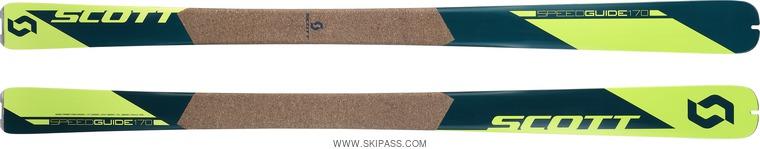 Scott Speedguide ski
