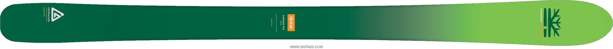 DPS cassiar 95 foundation