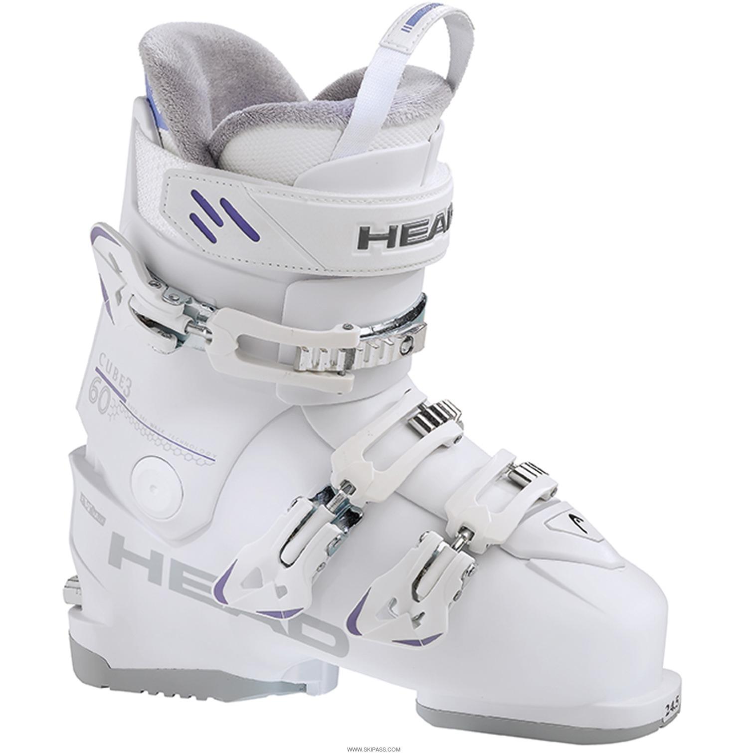 Chaussures De Ski Head Cube 3 60 W White