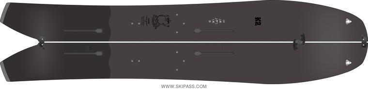 K2 Split Bean