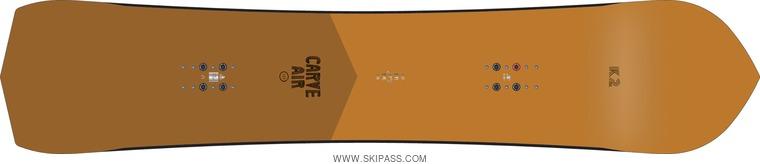 K2 Carve Air