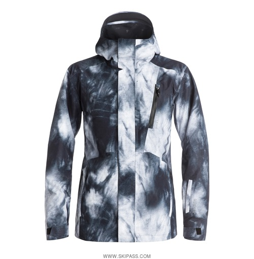Quiksilver Forever printed GORE TEX® Jacket