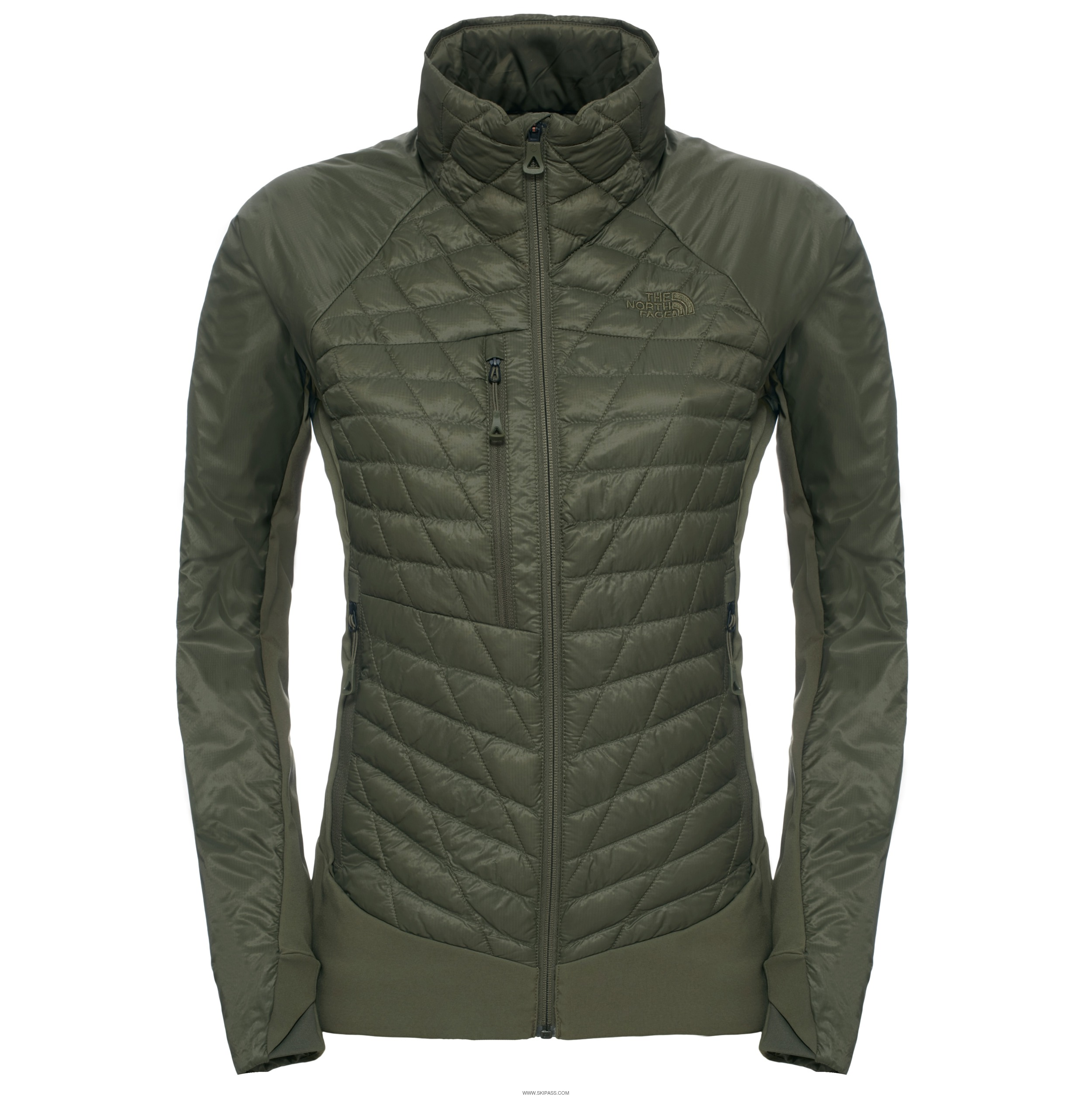 Test The North Face Thermoball Jacket W 2017 : Veste Femme