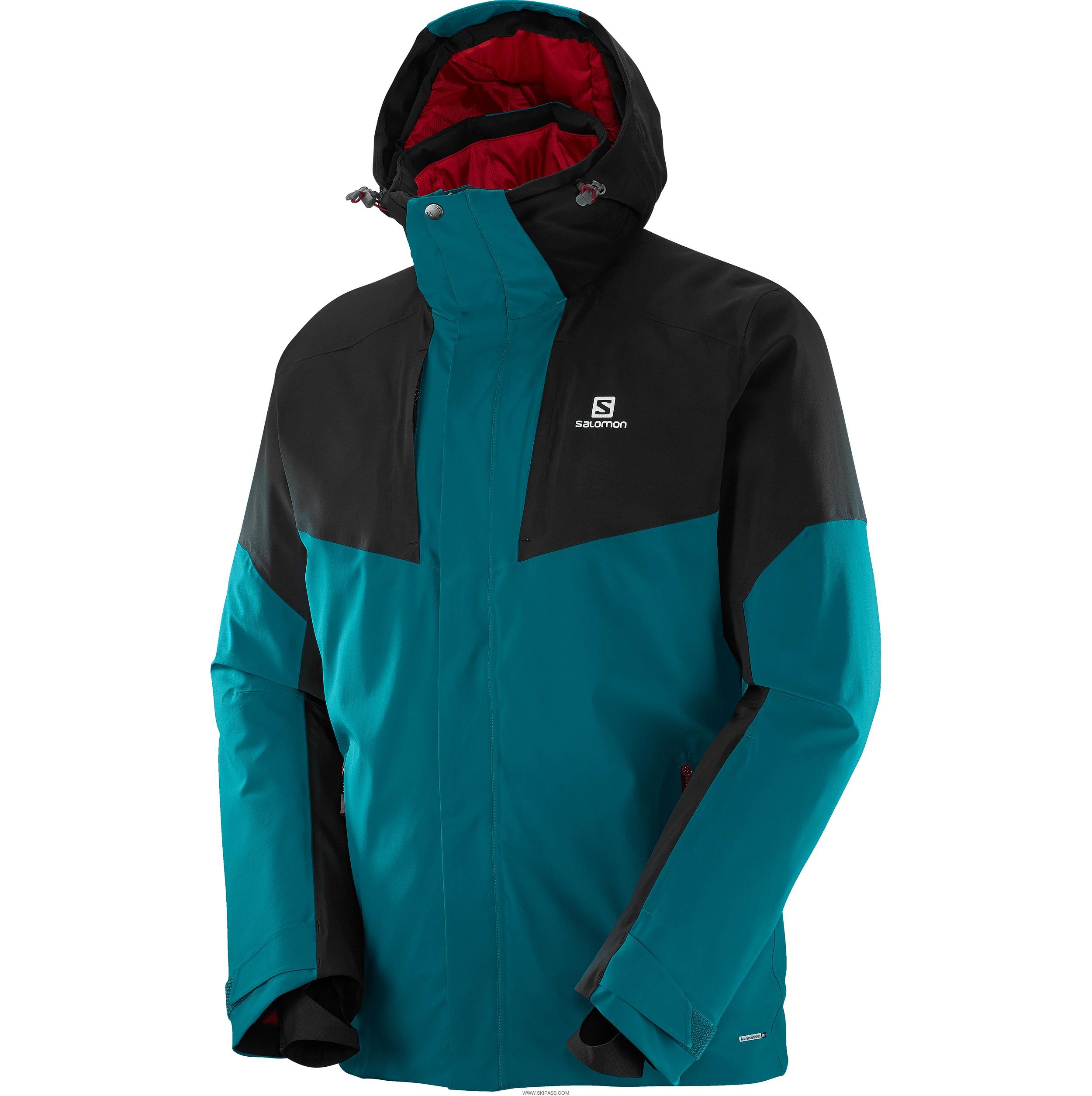 Veste de ski Salomon Icerocket Jkt W – achat et prix pas