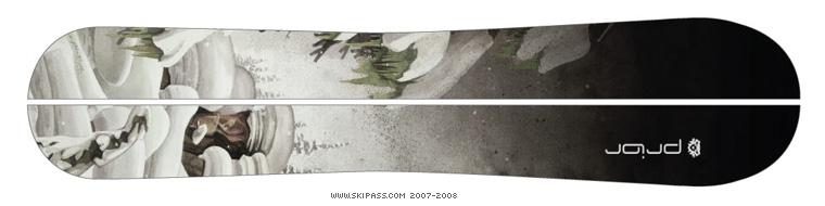 Prior Khyber Splitboard