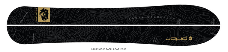 Prior Spearhead Splitboard