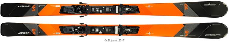 Elan Amphibio 84 TI fusion