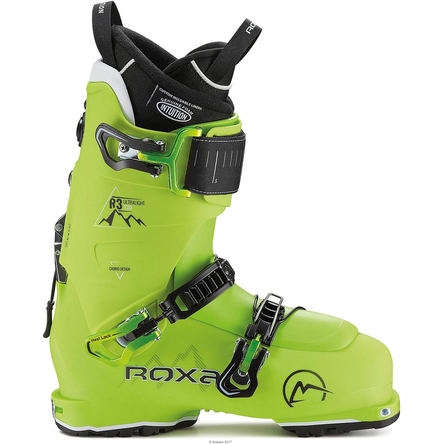 Chaussures De Ski Roxa R3 130 T.i. U75 Gw Limon