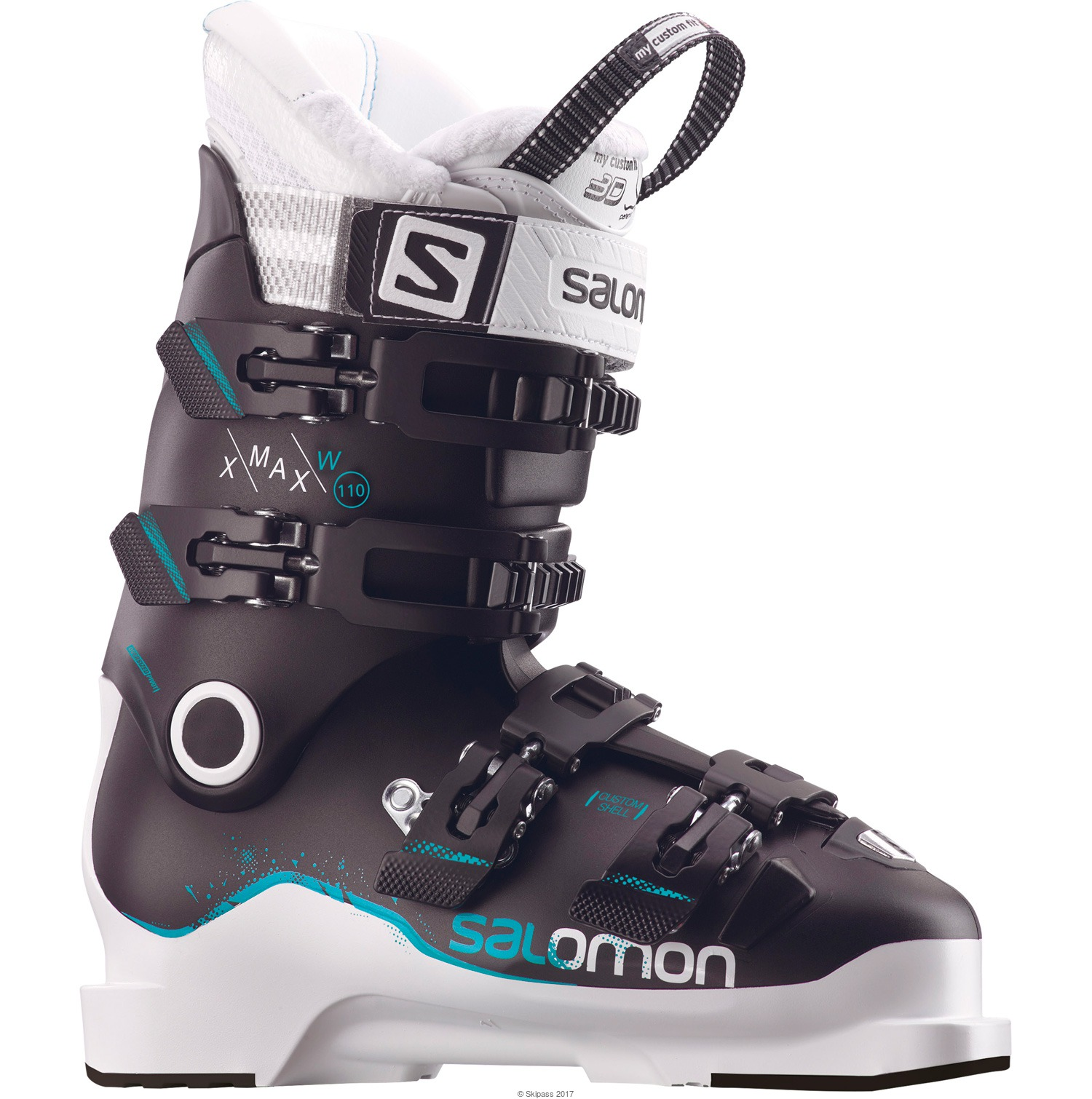 SALOMON Chaussures de Ski X Max 130 Homme Noir Prix pas