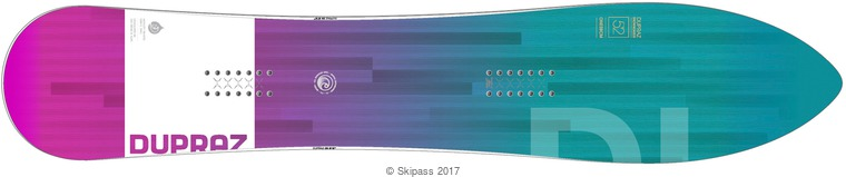 Dupraz Shortboard 5'2''
