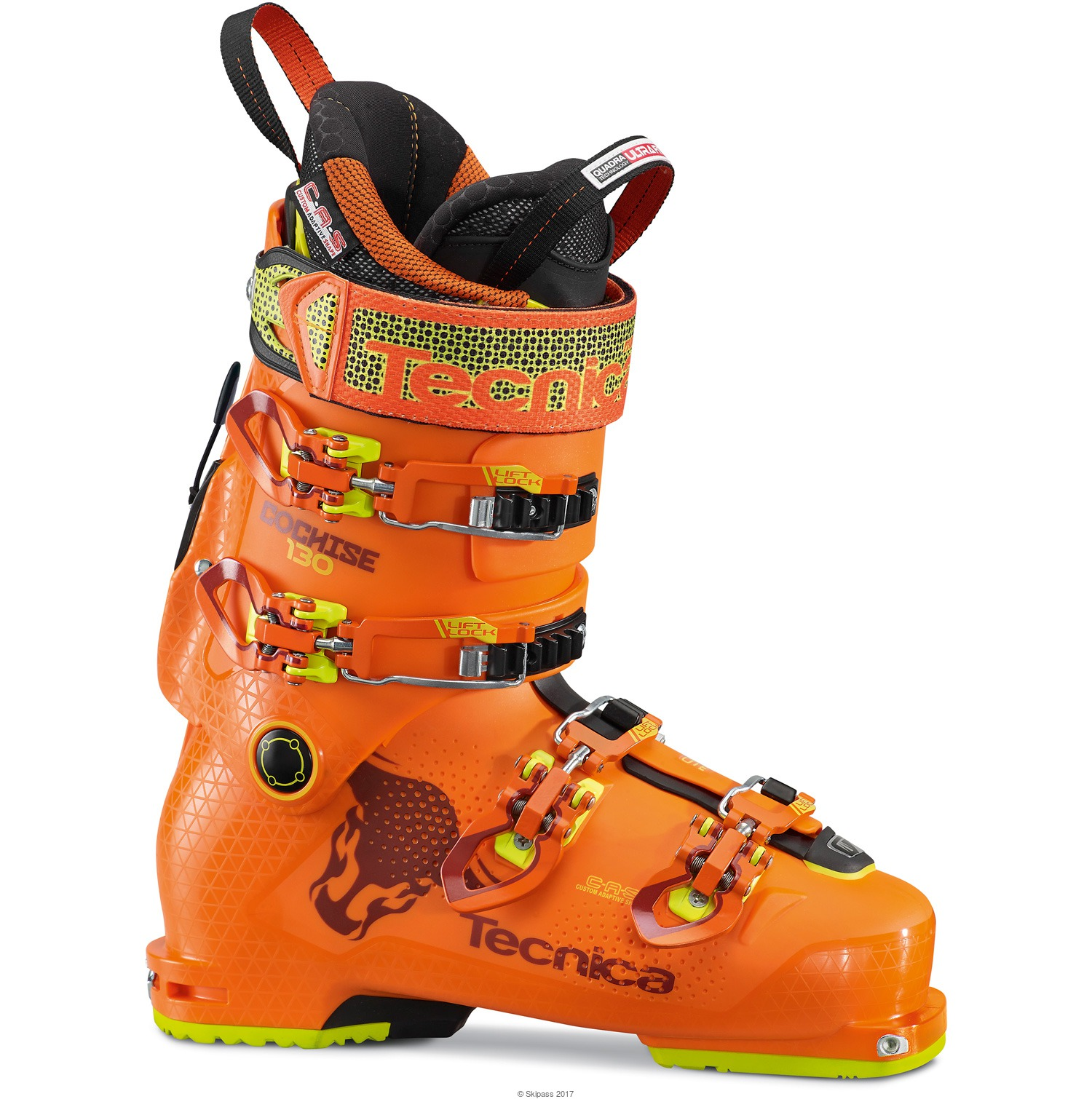 Chaussures de ski Tecnica : avis, test, chaussures ski Tecnica