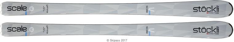 Stockli Scale Gamma
