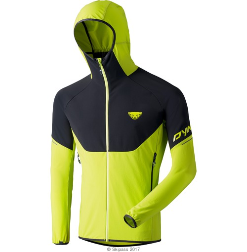 Dynafit speedfit windstopper jacket m