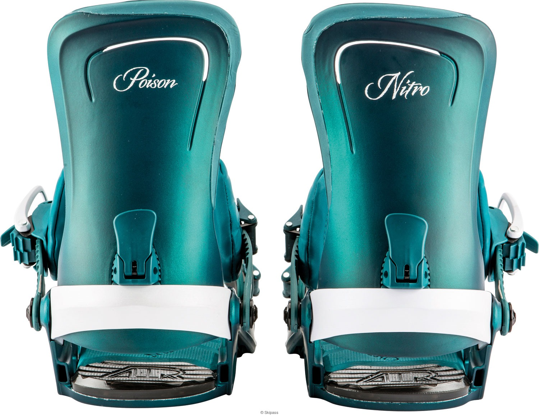 Poison Chaussure Ski Femme Ski Salomon Chaussure ARjSc4q53L