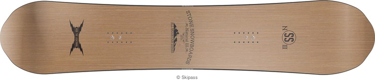 Stone snowboards NATURAL