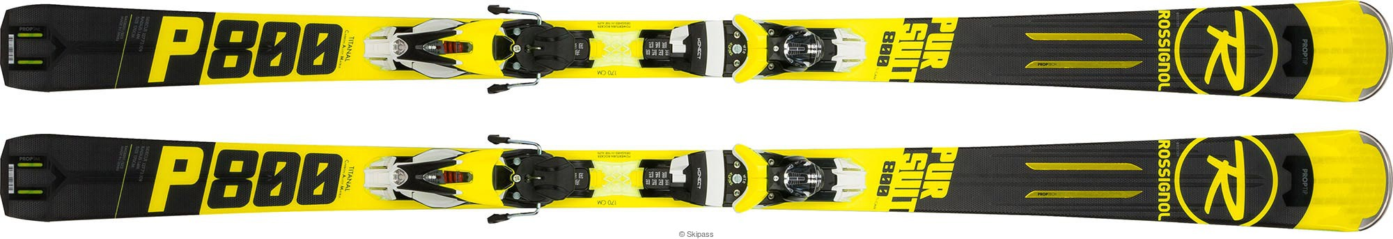 Rossignol Pursuit 800 TI CAM