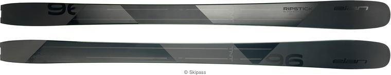 Elan Ripstick black edition