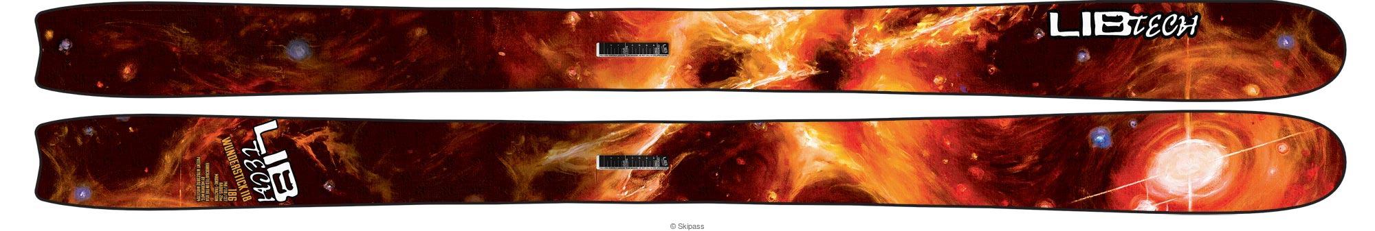 Lib Tech Wunderstick 118