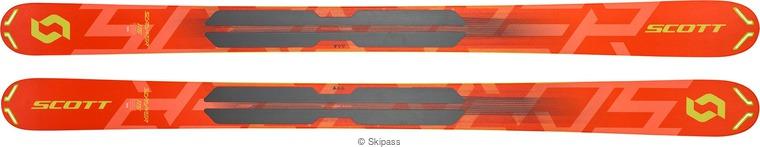 Scott Sscrapper 115