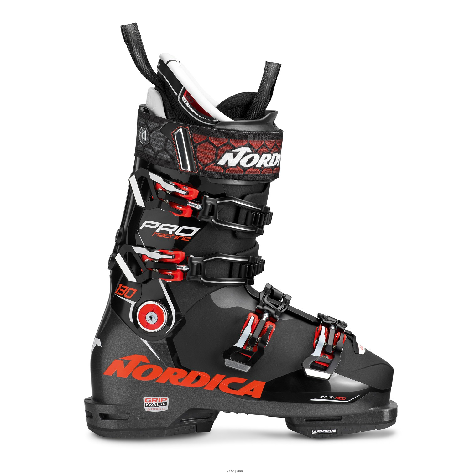 Chaussures ski Nordica Pro Machine 120 Chaussures all mountain