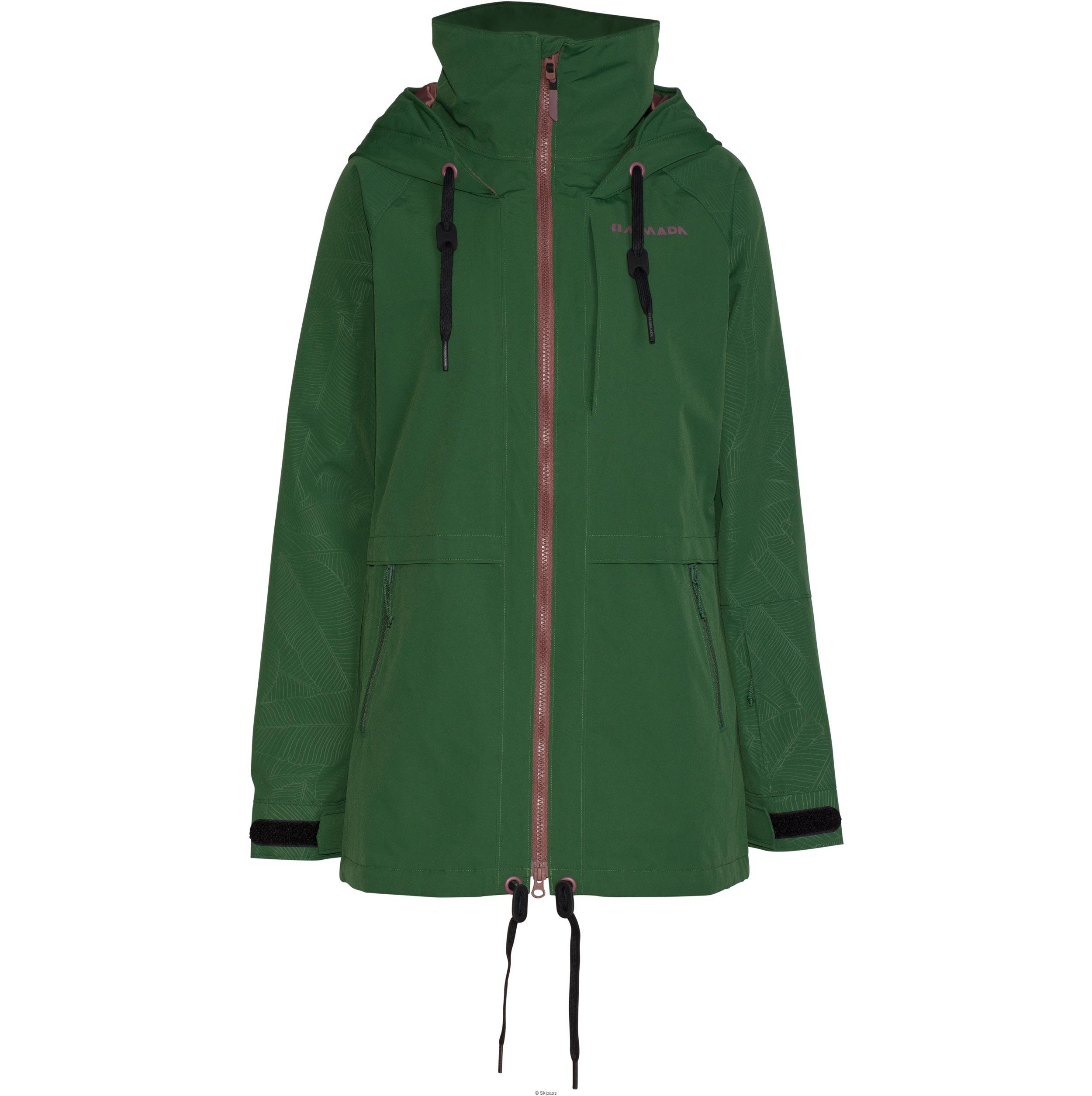 Jacket Remise Gypsum Armada forest green f6gyvbY7