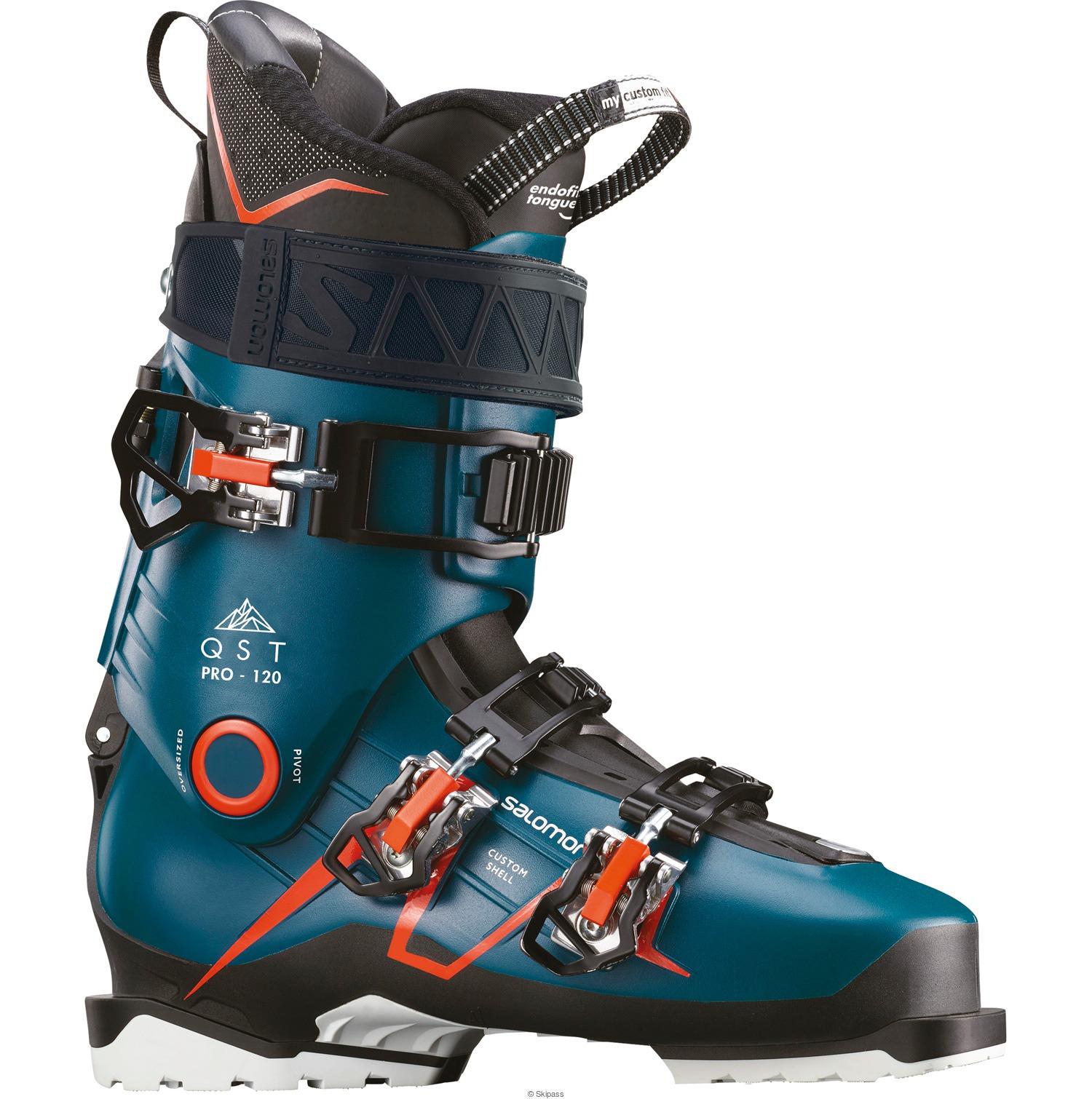 Salomon Salomon Salomon Trop Chaussure Fit Ski De Custom