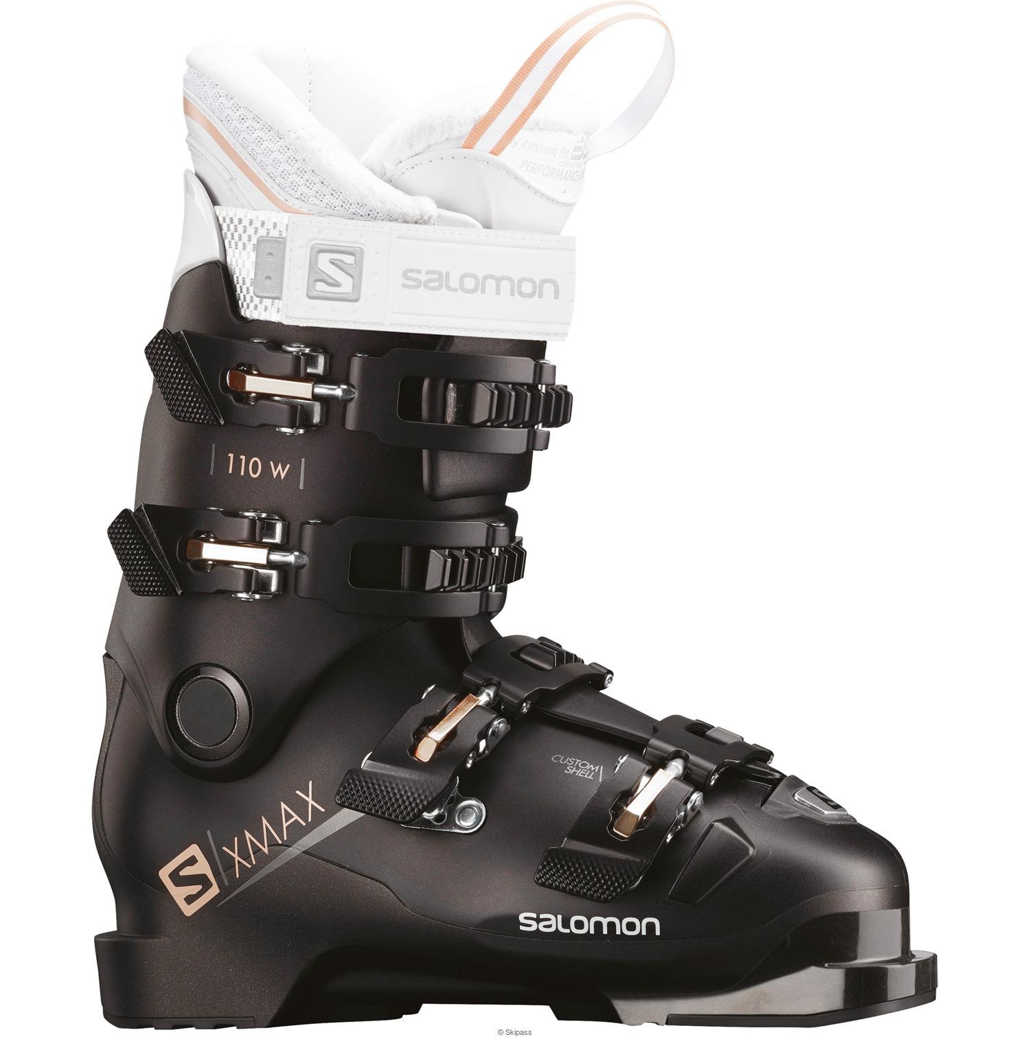 chaussures ski salomon x max 110