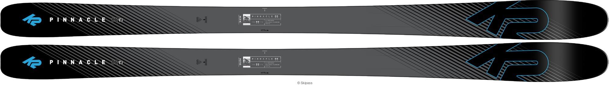 K2 - Pinnacle 88 TI