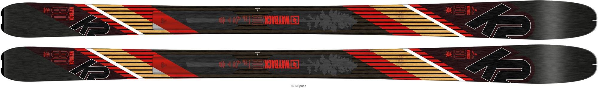 K2 Wayback 80