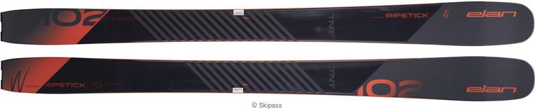 Elan Ripstick 102 W