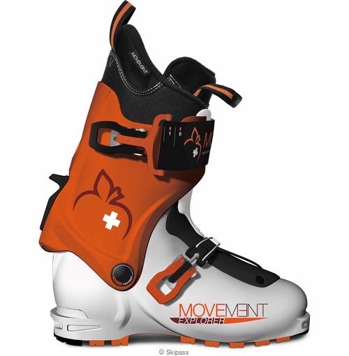 Movement Alp Tracks Explorer Jr