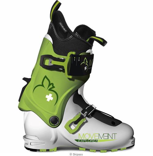 Movement Alp Tracks Explorer 2020