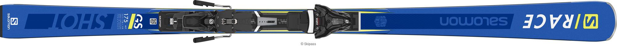 Salomon S/Race shot Gs