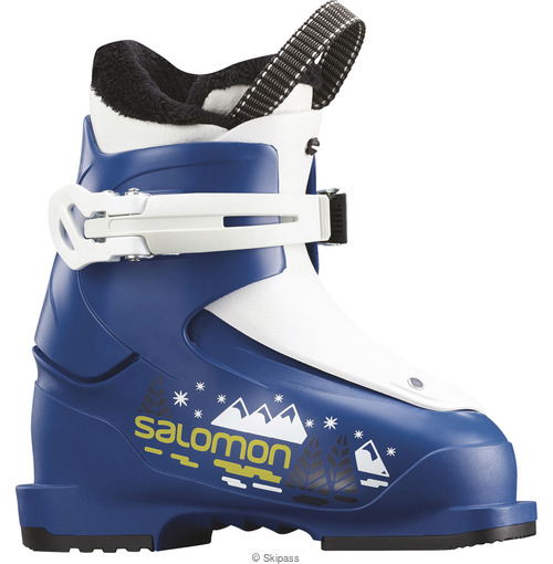 Salomon T1 Race Blue F04