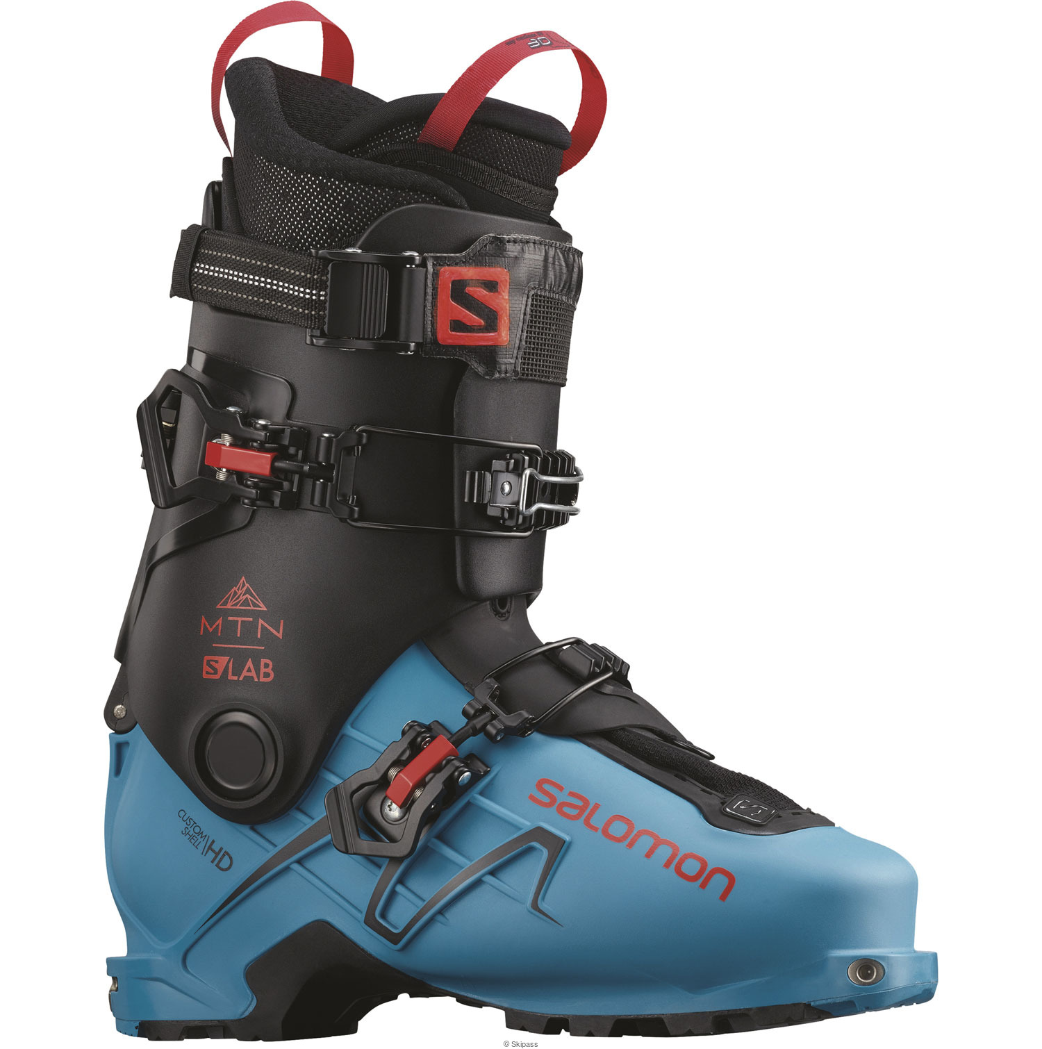 Test chaussures de ski Salomon X Lab Medium, chaussures ski
