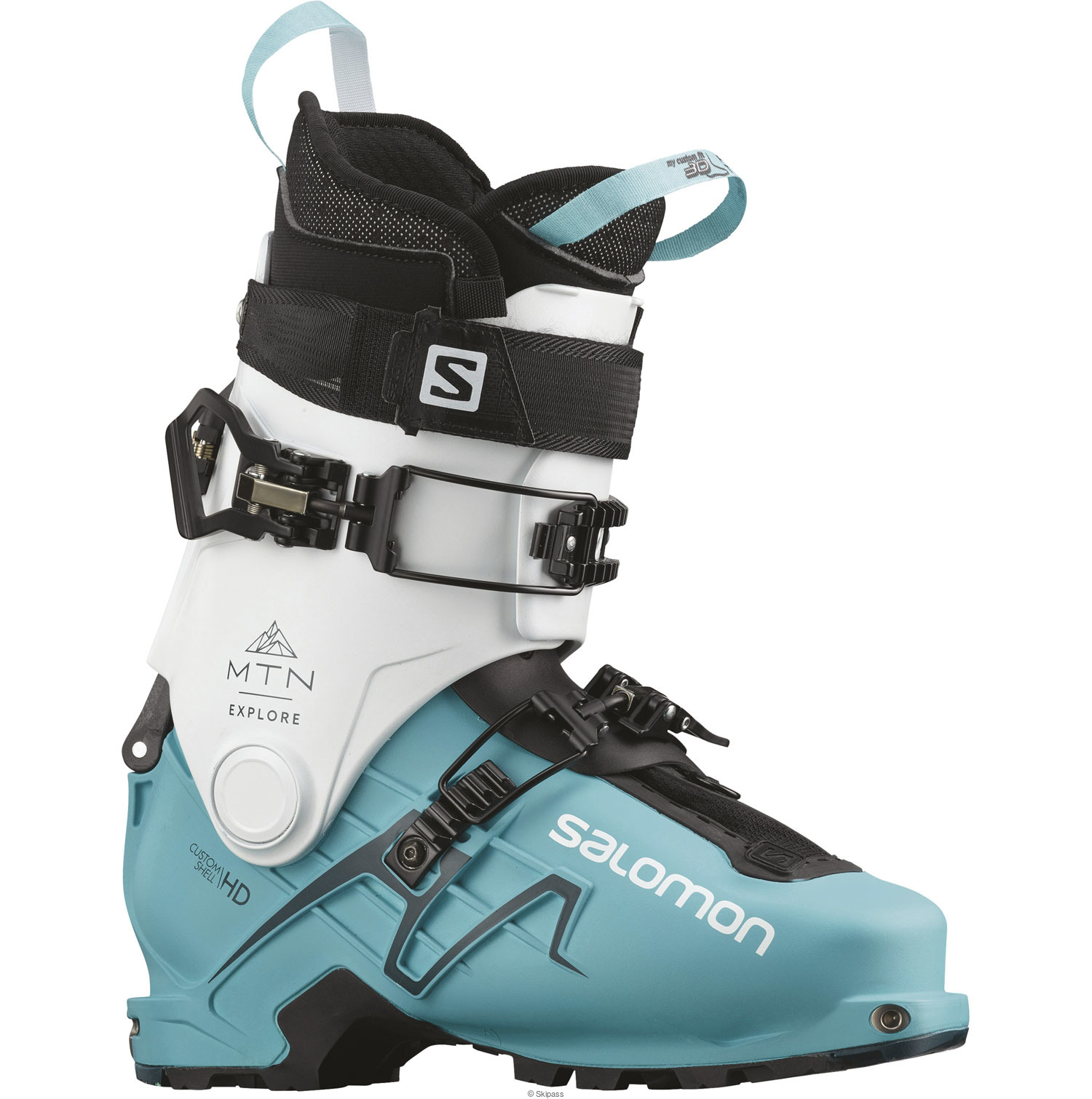 Test Salomon MTN Explore W 2017 : Avis chaussure ski rando