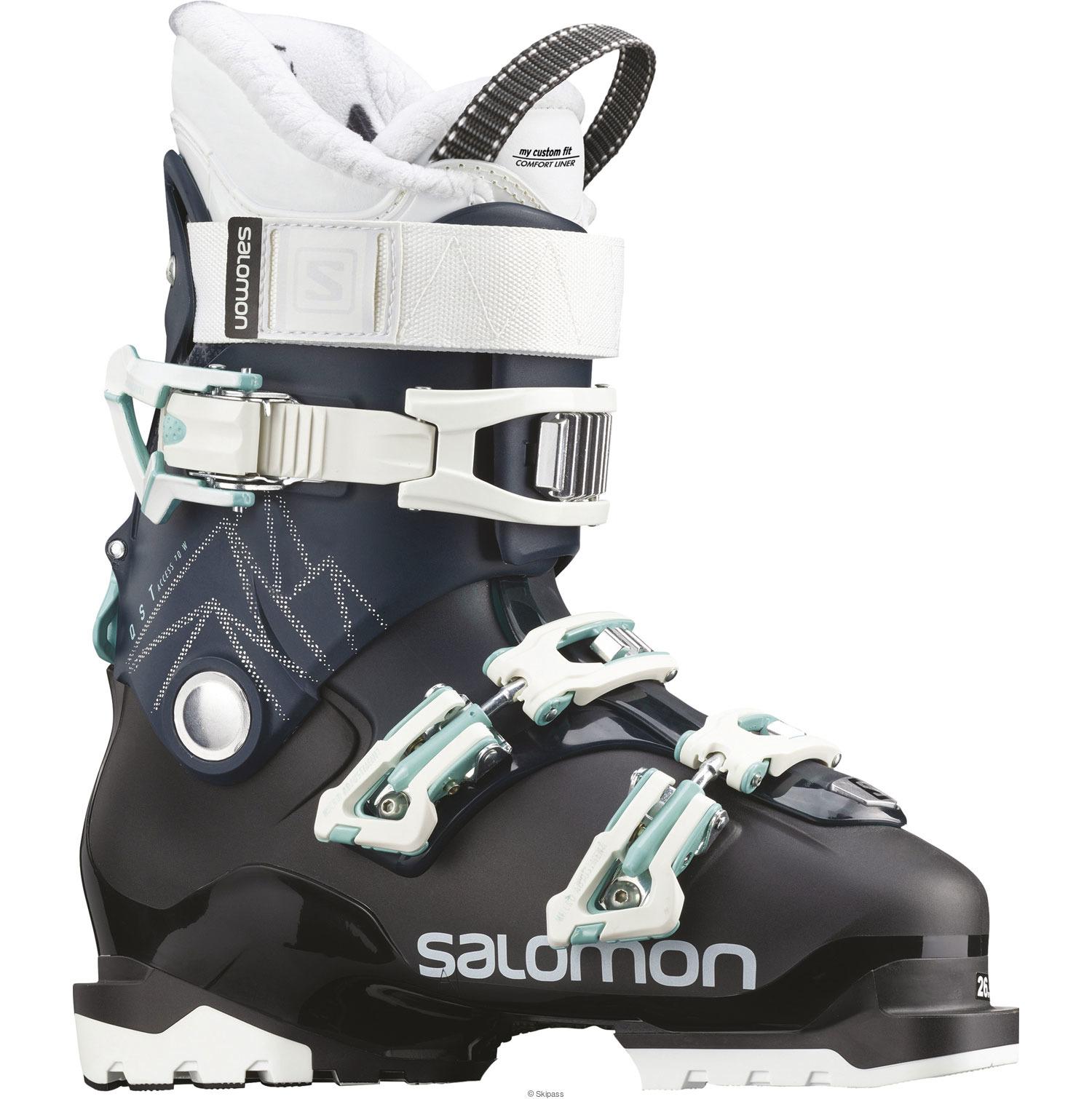 Test chaussure ski Salomon QST Access 70 W 2020, avis