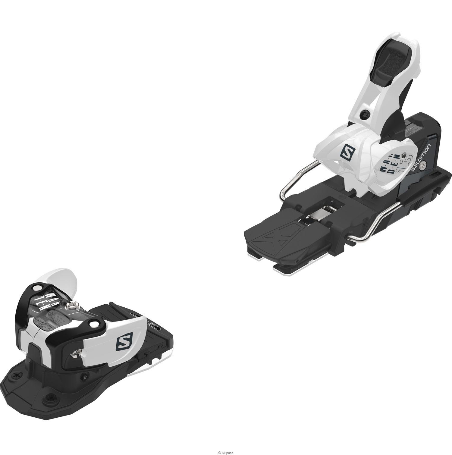 Test fixations ski rando Salomon Warden MNC 11 2019