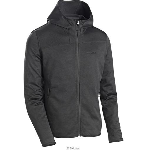 Atomic M Microfleece hoodie