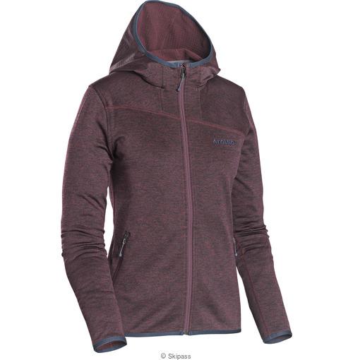 Atomic W Microfleece hoodie