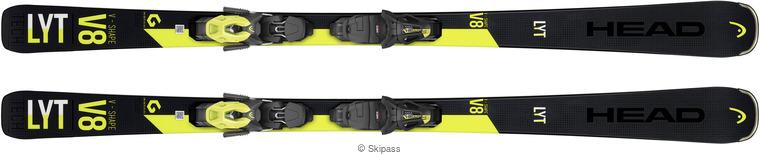 Head V-Shape V8 SW LYT-PR