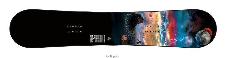 Lib Tech Box Scratcher