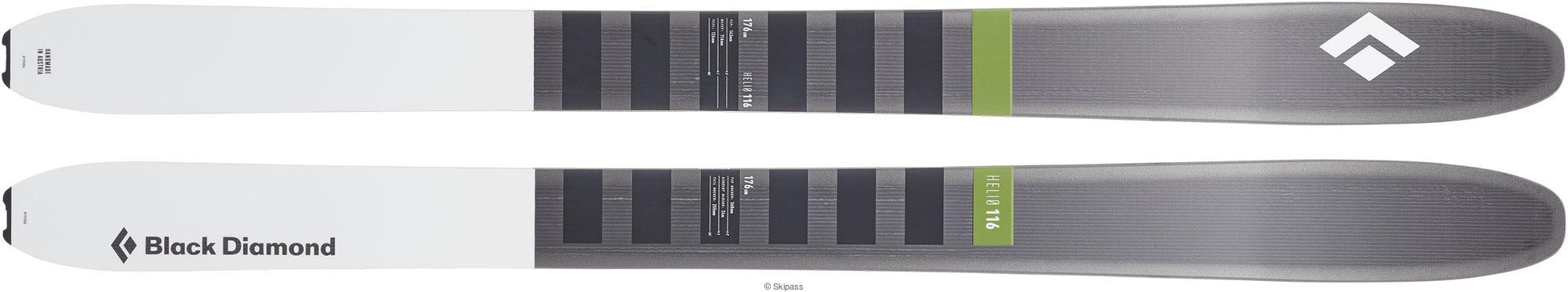 Black Diamond Helio 116