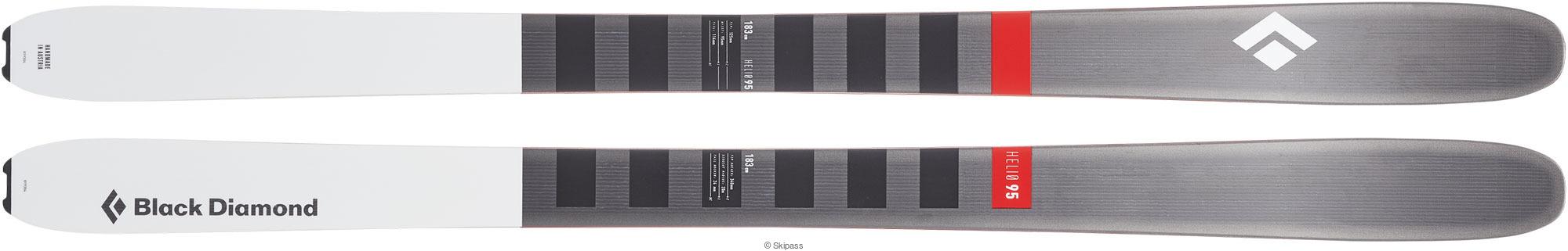 Black Diamond Helio 95